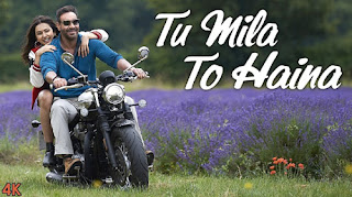 Tu Mila to Haina Full Lyrics Song - De De Pyaar De 2019