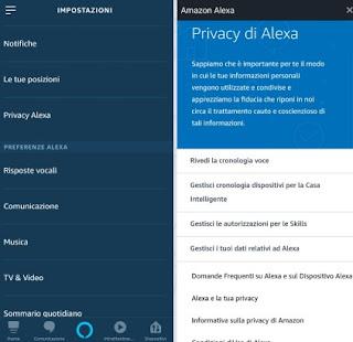 Privacy Alexa