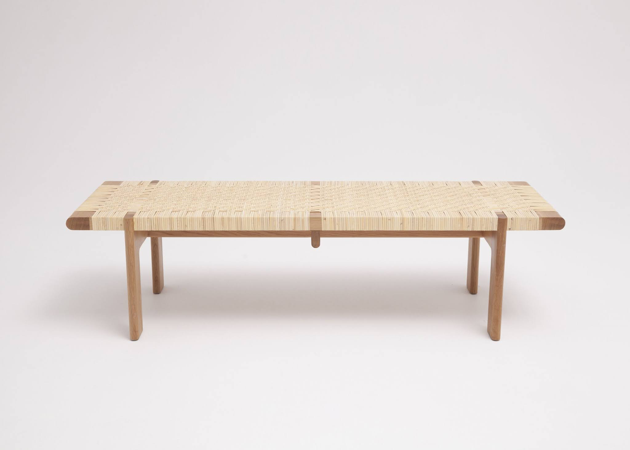 The Wicker Bench in Your Living Room