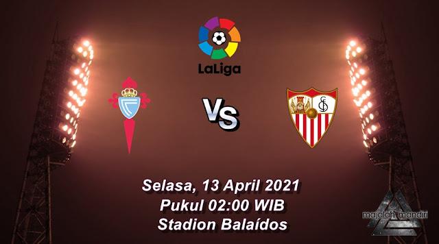Prediksi Celta Vigo Vs Sevilla