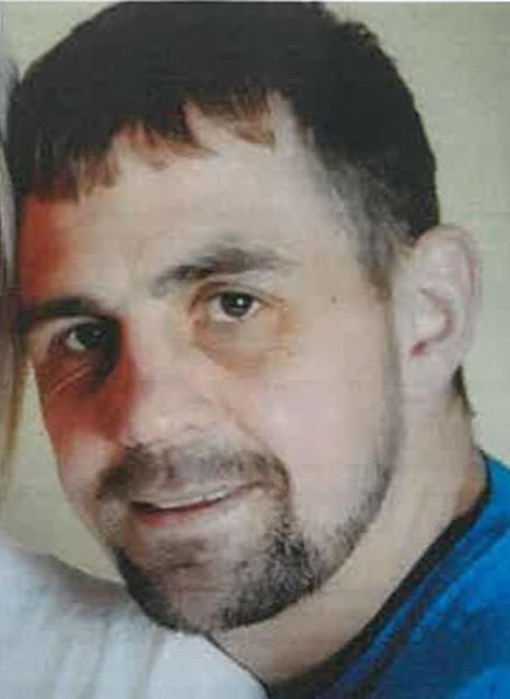 Michael Kaine, 36, from the Ingrow area, found in a river off Gresley Road, Keighley, this morning