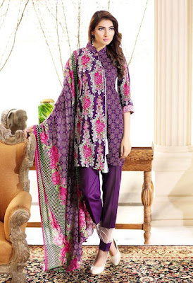 Shariq Textiles Libas Summer Dresses Collection for Girls