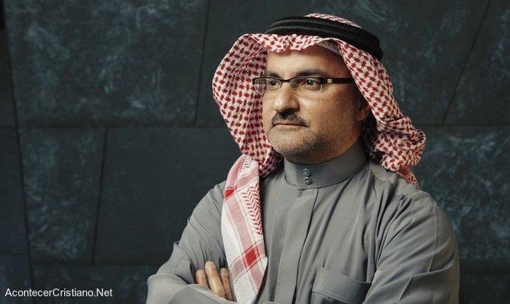 Ex musulmán saudita se convierte a Cristo