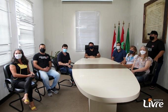 Prefeitura e entidades de Penha se unem em campanha de arrecadações para o Alto Vale