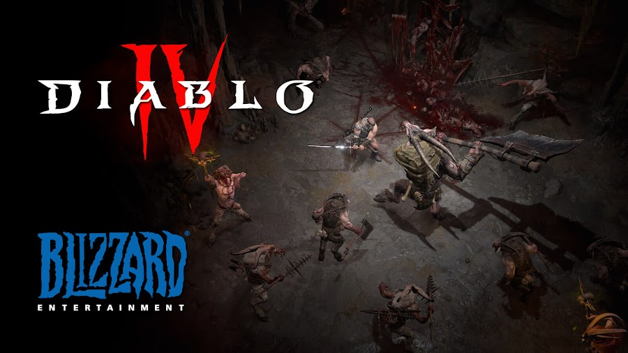 Diablo 4 dark grim 100 towns and villages npc interaction pc ps4 xb1 blizzard entertainment
