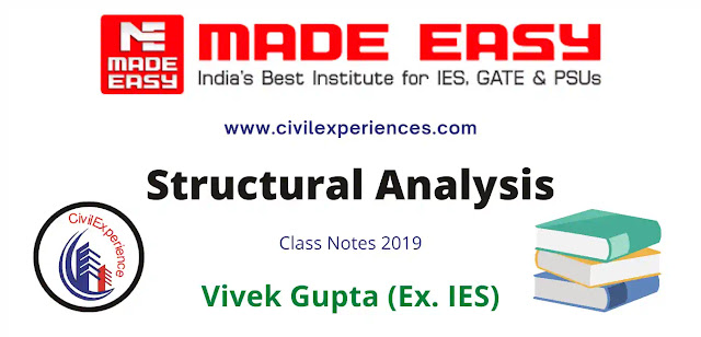 Structure Analysis Notes   Structure Analysis Book   Structure Analysis Solution   Structure Analysis PDF