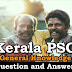 Kerala PSC General Knowledge Question and Answers - 61