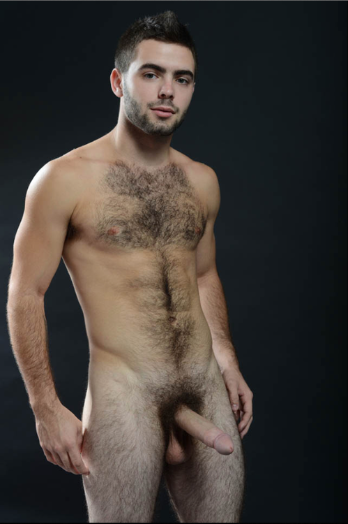 Young, Hairy, Amateur Nude Males