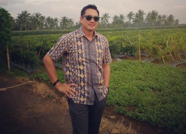 Ivan Fadillah pemeran Ismail