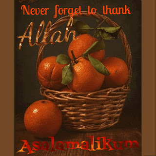 Always Thank Allah (SWT)