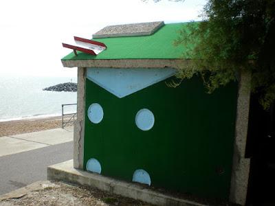 18 Holes by Richard Wilson in Folkestone