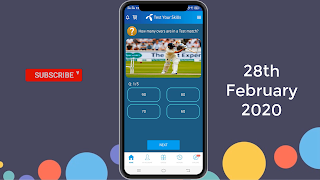 My Telenor Play and Win 28-02-2020