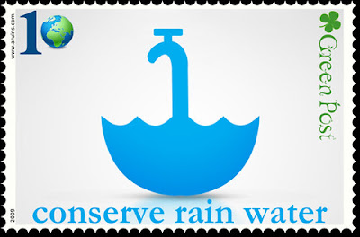 How to conserve the water?