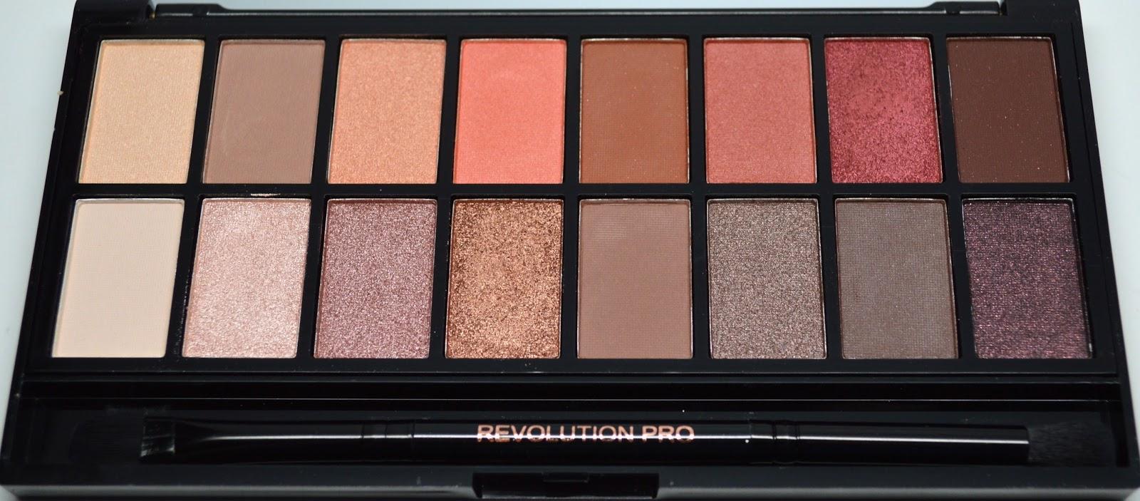 Neutrals 2 makeup revolution