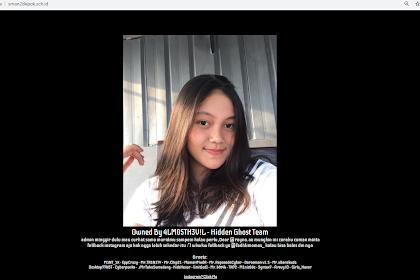 Hacker Galau Kembali Berulah !  Website SMAN 2 Depok Jadi Korban