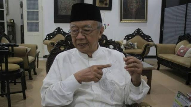 Mantan Anggota MPR Salahuddin Wahid Wafat