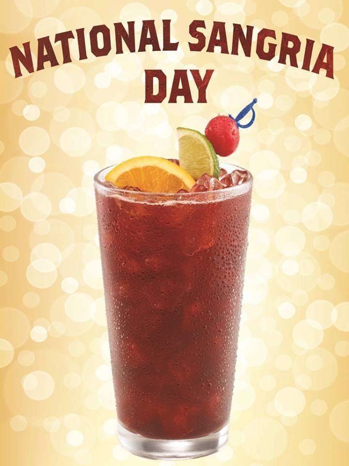 National Sangria Day Wishes Images