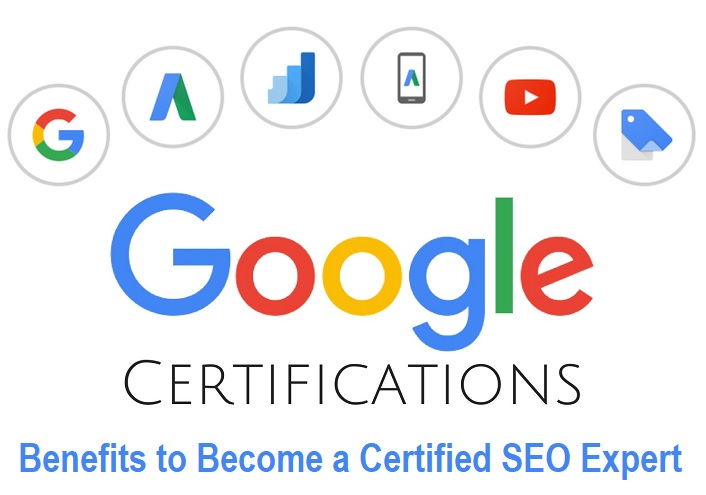 Benefits to Become a Certified SEO Expert