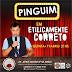 Show Etilicamente Correto do humorista Pinguim, quinta 19/04, no Restaurante Quintal da Mangueira