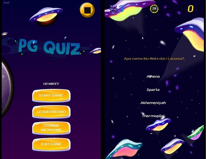 event game pg quiz