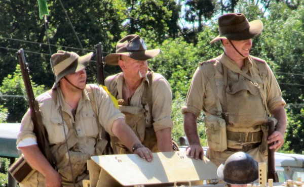 The Diggers Living History Group  Australian Army Uniforms 1939-1945 98e7c6c668d