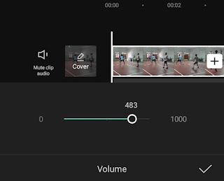 how to increase audio volume in video