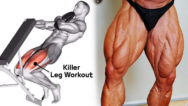 4 Best Exercises To Build Massive Legs