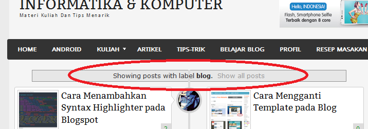 Showing posts with label