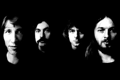 pink floyd - Waters, Mason, Wright e Gilmour
