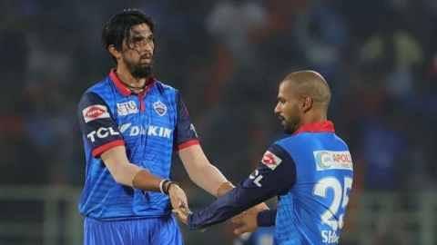 इशांत शर्मा रिब चोट के के कारण टूर्नामेंट से है बाहर ,जानें पूरी जानकारी