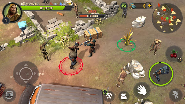 Download Days After - Zombie Survival Simulator Mod Apk