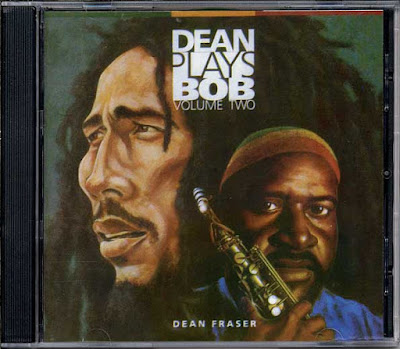 DEAN FRASER - Dean Plays Bob Vol. 2 (1996)