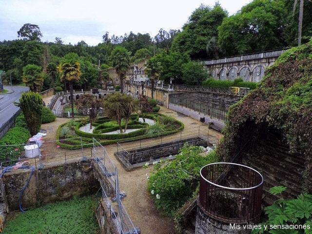 Parque del Pasatiempo, Betanzos, Galicia