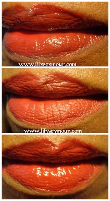 Mac Viva Glam 1 Lipstick and Lipglass