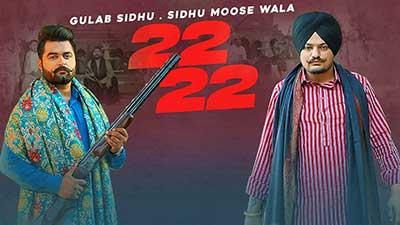 Bai Bai - 22 22 Lyrics in English :- Sidhu Moose Wala | Gulab Sidhu