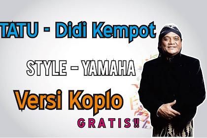 Tatu - Didi Kempot Style Dangdut Koplo Gratis Yamaha