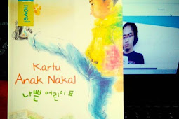 [Book Review] Kartu Anak Nakal ~ Hwang Sun Mi [K-Novel]