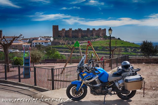 Castillo de Bury Al-Hamma, Baños de la Encina, Jaen