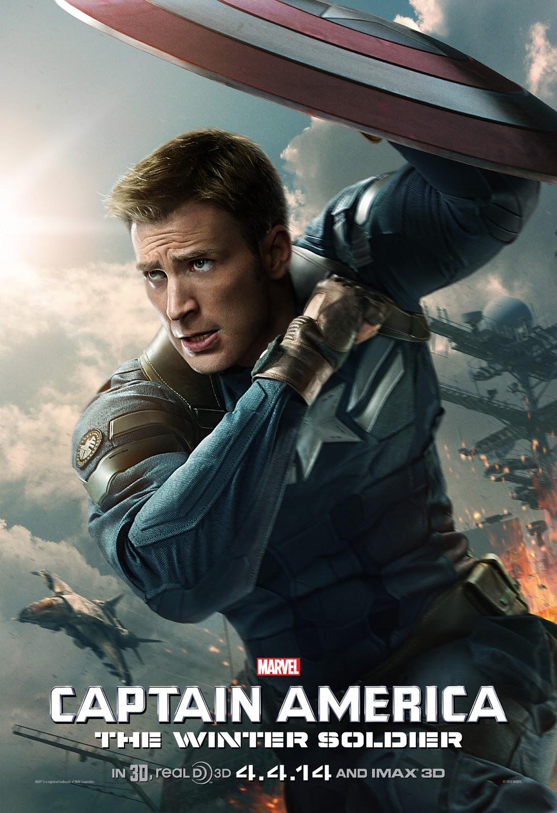 Captain America: The Winter Soldier   , 2014 , Movie , HD, MARVEL STUDIO ,Action, Adventure, Science Fiction