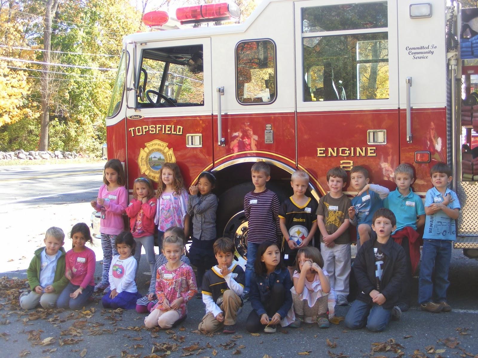 Steward School Blog Kindergarten Community Field Trip