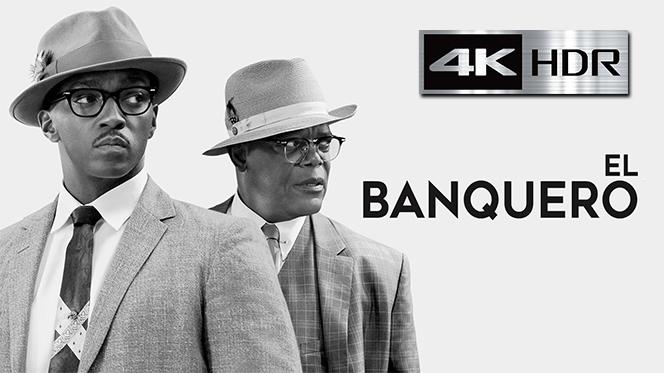 El banquero (2020) Web-DL 4K UHD [HDR] Latino-Castellano-Ingles