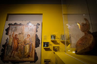 'Treasures under the lapilli. Furnishings, frescoes and jewels from the Insula Occidentalis' at the Pompeii Antiquarium