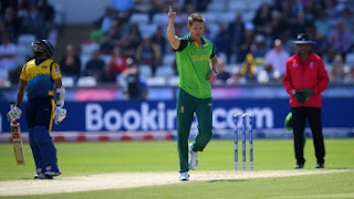Sri Lanka vs South Africa 35th Match ICC Cricket World Cup 2019 Highlights