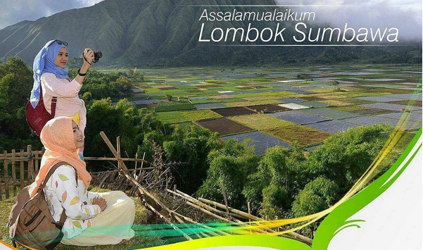 Wisata Lombok, Wisata Halal di Indonesia