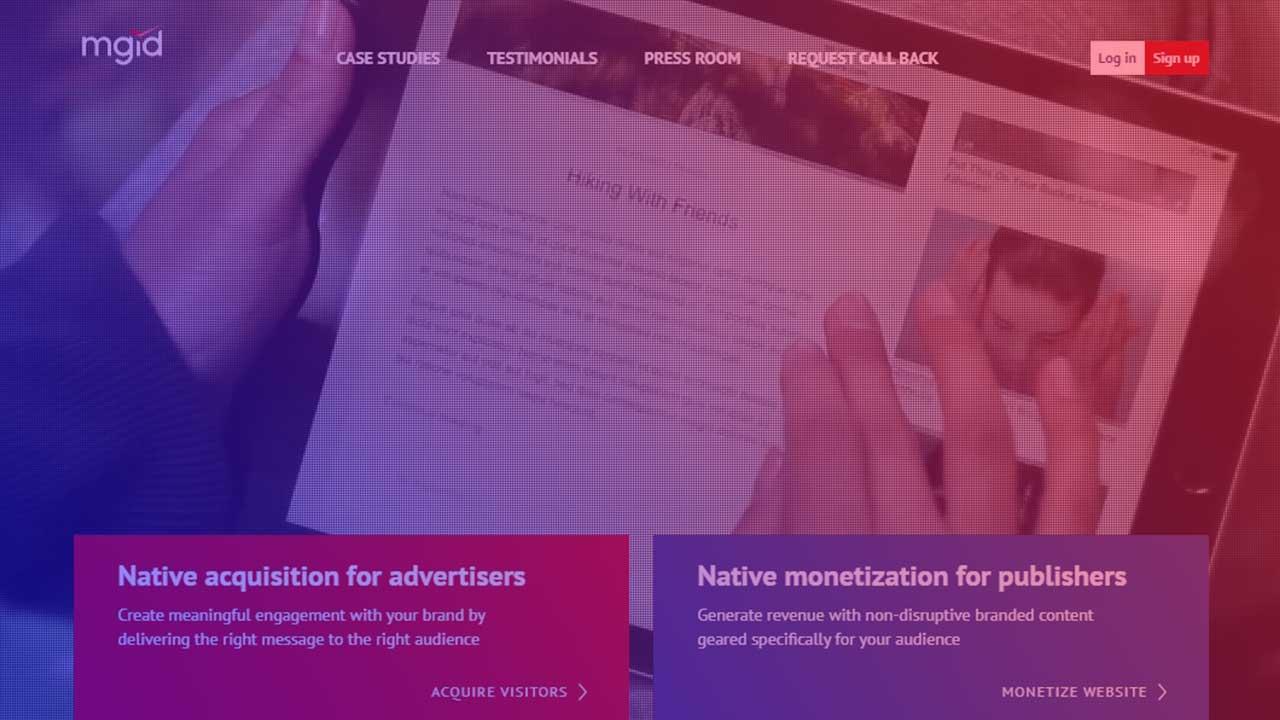 Seiring perkembangan dunia digital yang begitu pesat Cara Memasang Iklan MGID Di Blog AMP HTML dan Non AMP (100% Worked)