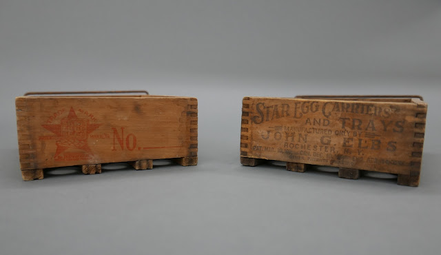 A Carrier for Easter Eggs: John G. Elbs' Crate Invention