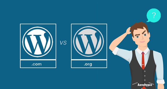 The Difference Between Wordpress.com and Wordpress.org [Which to use]