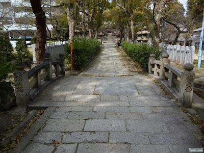 高津宮参道橋
