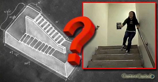 Escadas Scherian: Esse vídeo intrigou o mundo, e foi finalmente desvendado!