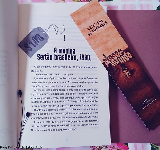 Diagramação, livro, O-preco-de-uma-vida, Cristiane-Krumenauer, Novo-Seculo-Editora,